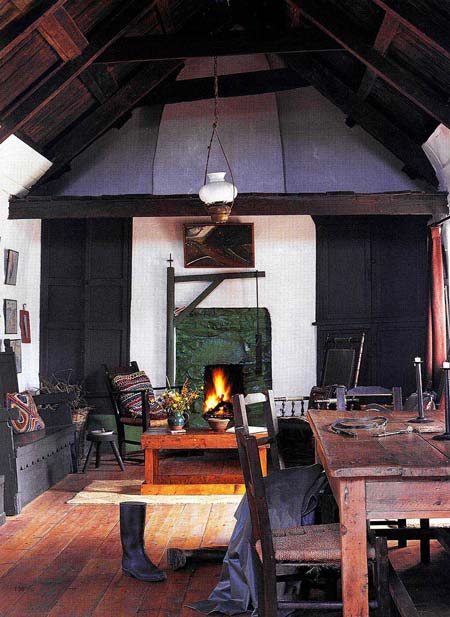 Image: Maria Simonds Gooding's Cottage, Ireland