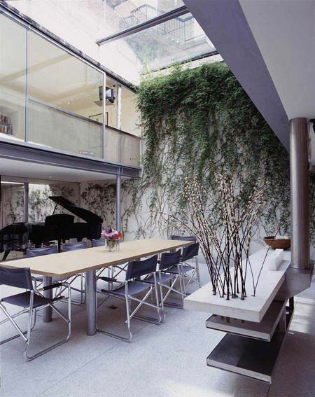 Tatler: Richard Paxton and Heidi Locher's Loft, London